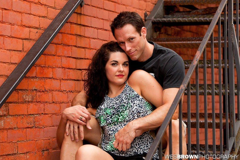 KC+Paige | Engagement Session Photographers