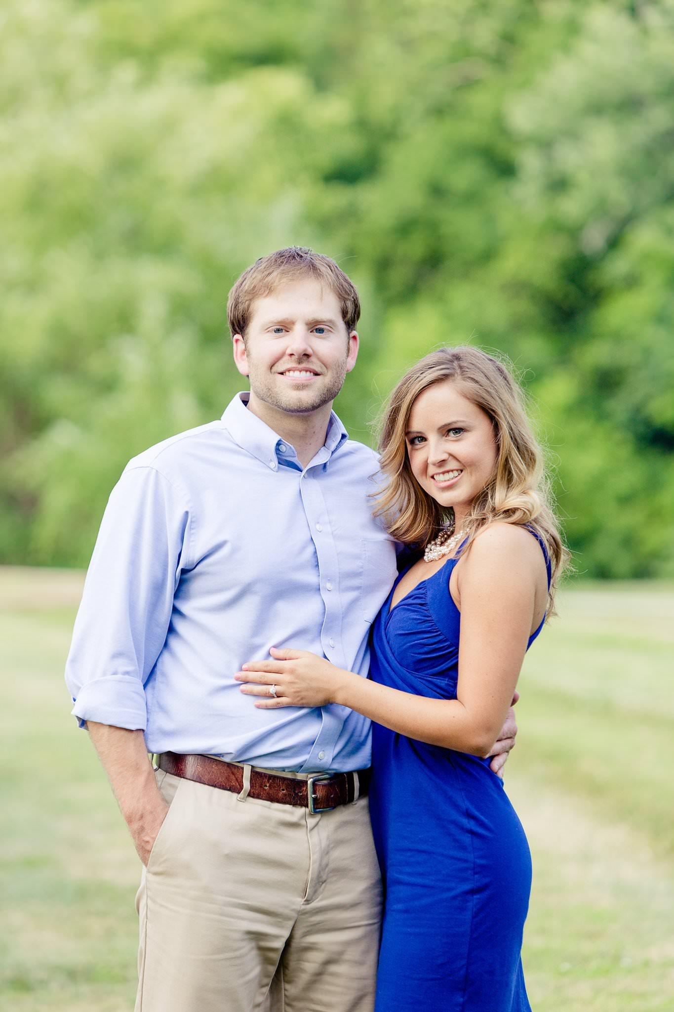 Lexington Kentucky Engagement Session Photographer