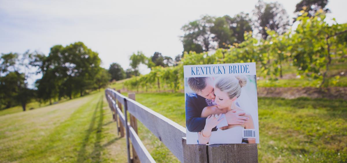 Kentucky Bride Magazine - Summer/Fall 2014