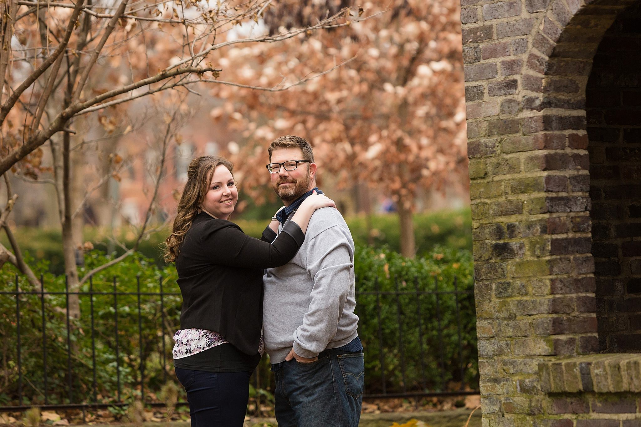 Lexington, KY Engagement : Brittany & Travis