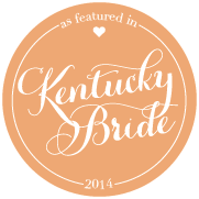 Featured in Kentucky Bride Magazine