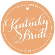 Featured in Kentucky Bride Magazine