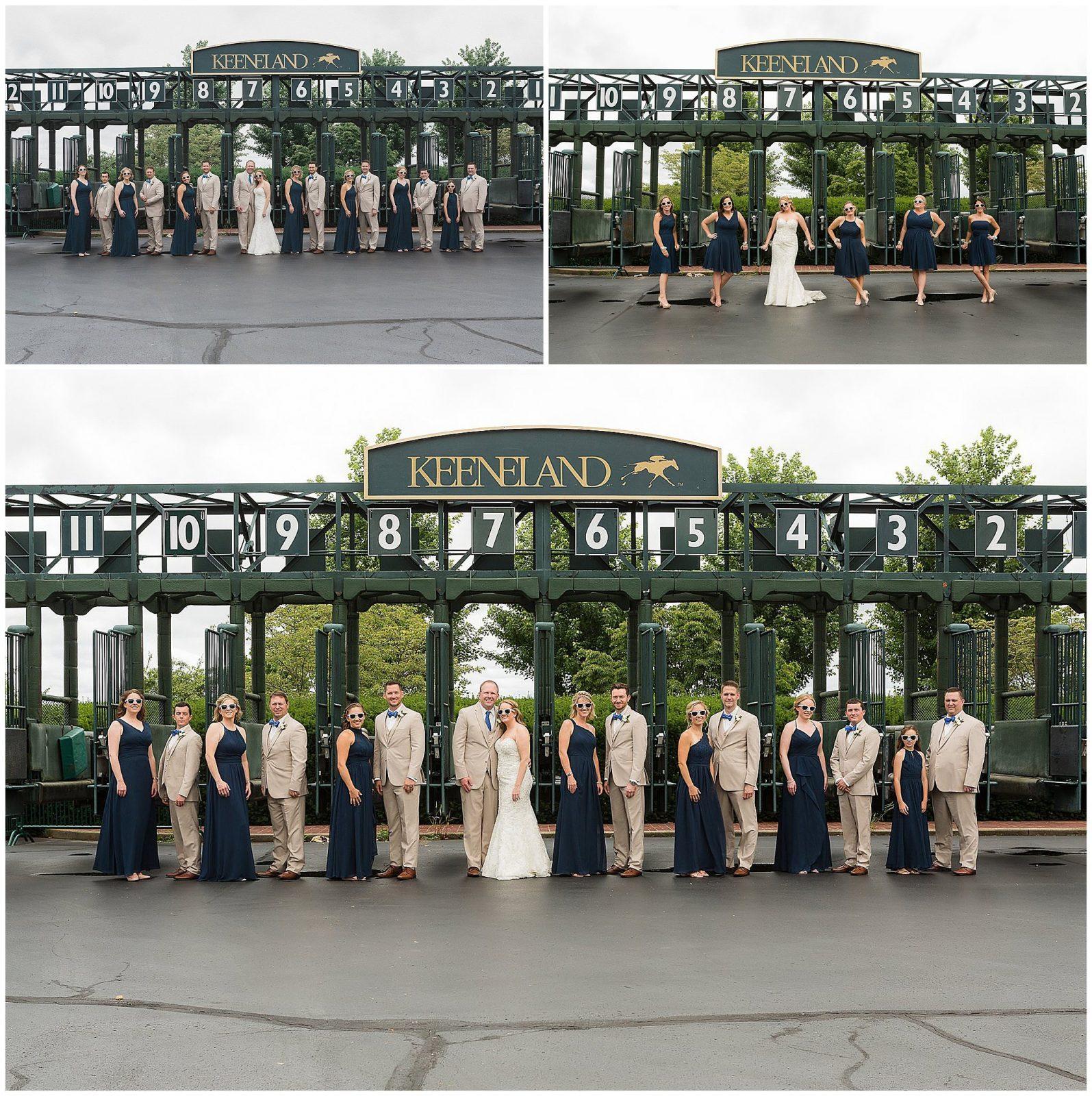 Wedding Flowers Lexington Ky: Greg & Megan's Keeneland Wedding